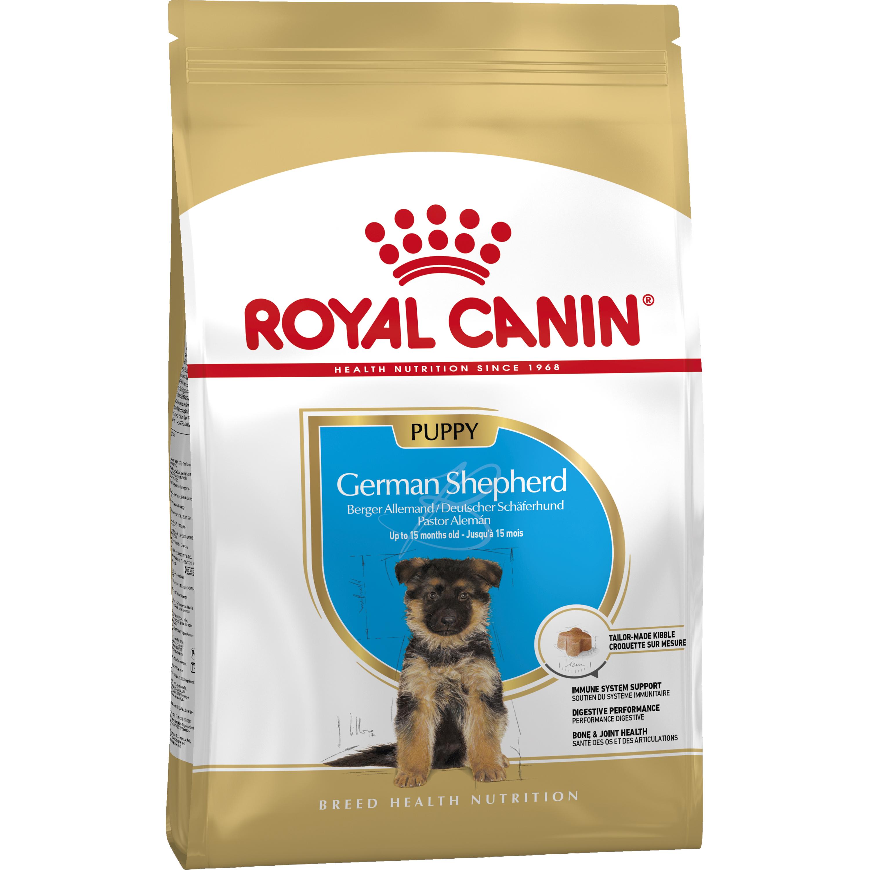 Hundfoder Royal Canin German Shepherd 30 junior, 12 kg