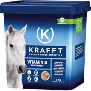 Fodertillskott Krafft Vitamin B, 3 kg
