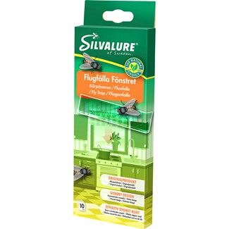 Flugfälla Fly Window, 10-pack