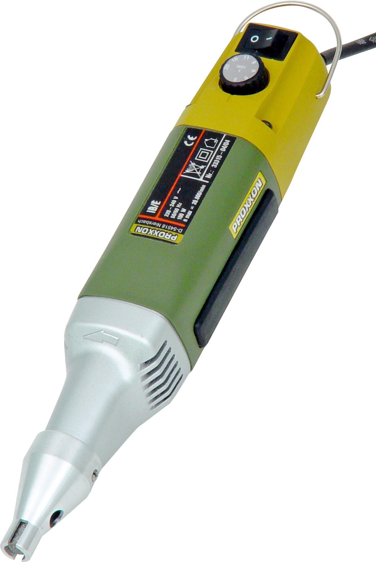 Tandslip Proxxon, 230 V