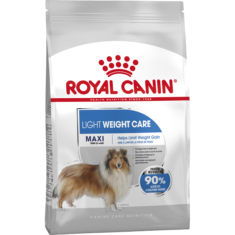 Hundfoder Royal Canin Maxi Light Weight Care, 10 kg