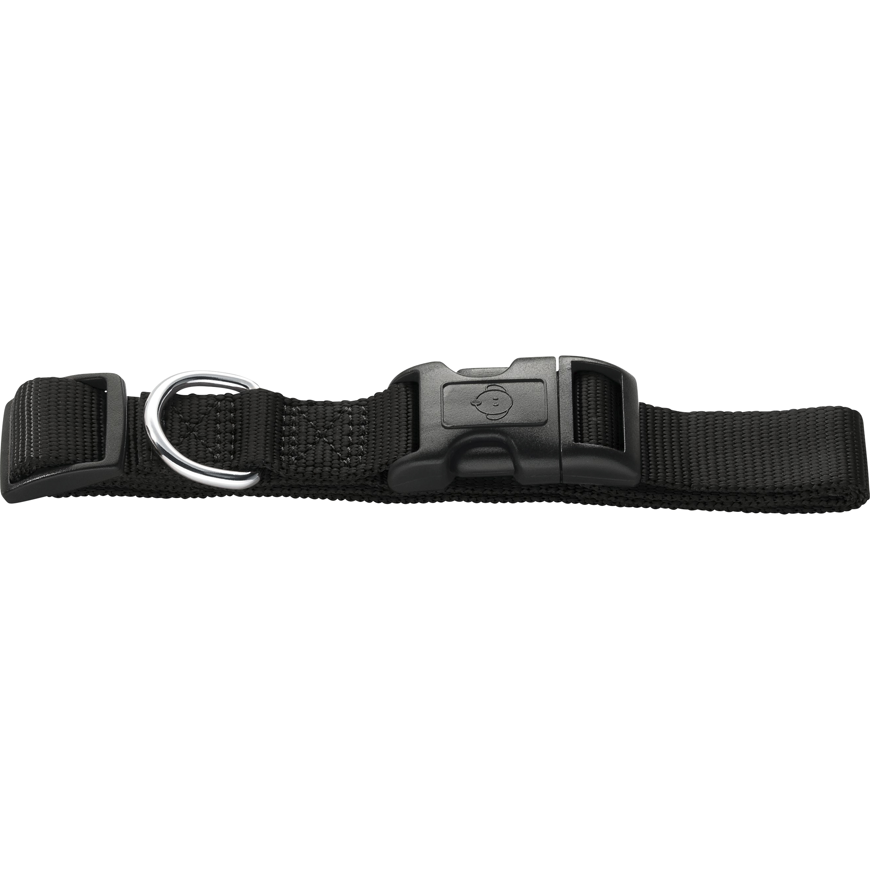 Hundhalsband Hunter Ecco Sport, Svart M 35-53 cm