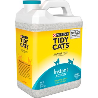 Kattsand Tidy Cats Instant Action, 9 l