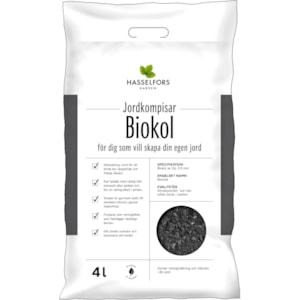 Biokol Hasselfors Jordkompisar, 4 l