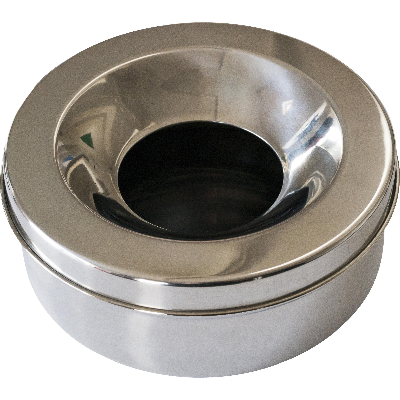 Vattenskål Active Canis Non-Splash Metall, 0,7 l