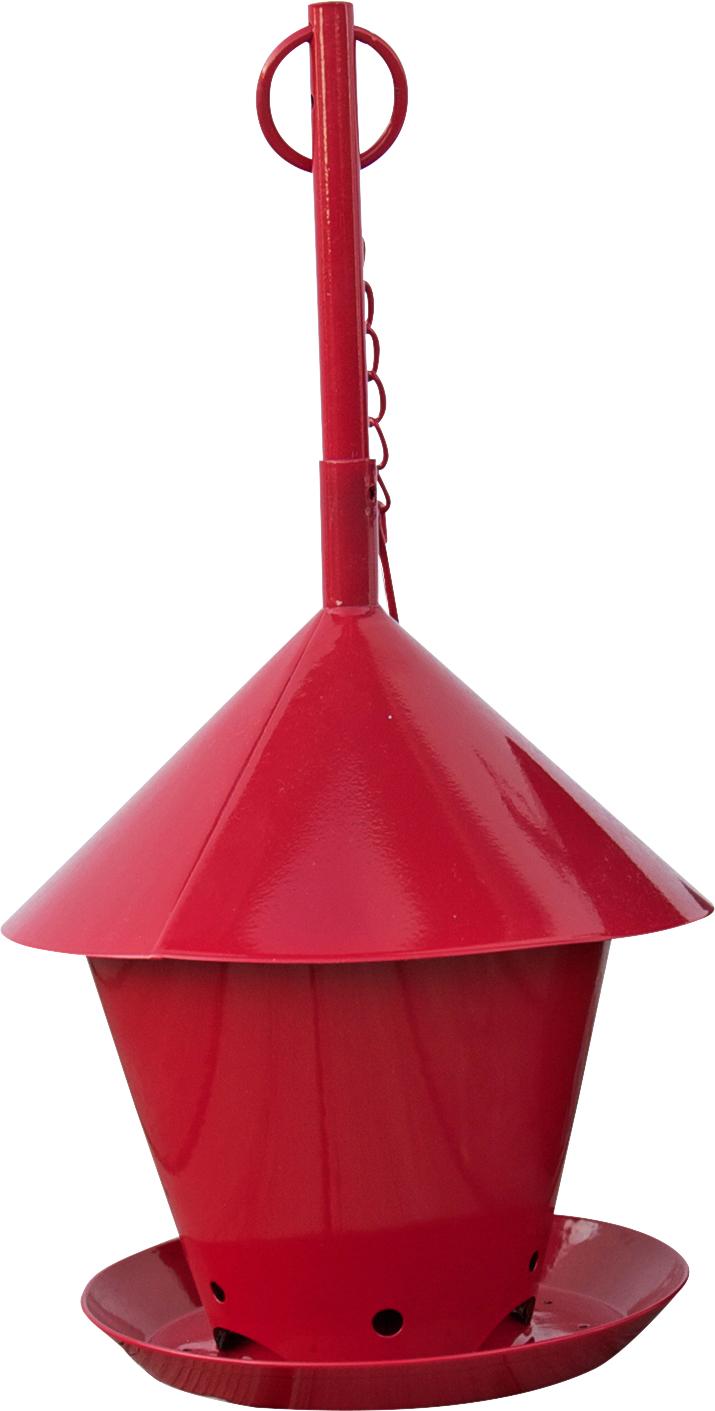 Fågelmatare Granngården Frösön Frö, 1 l Röd