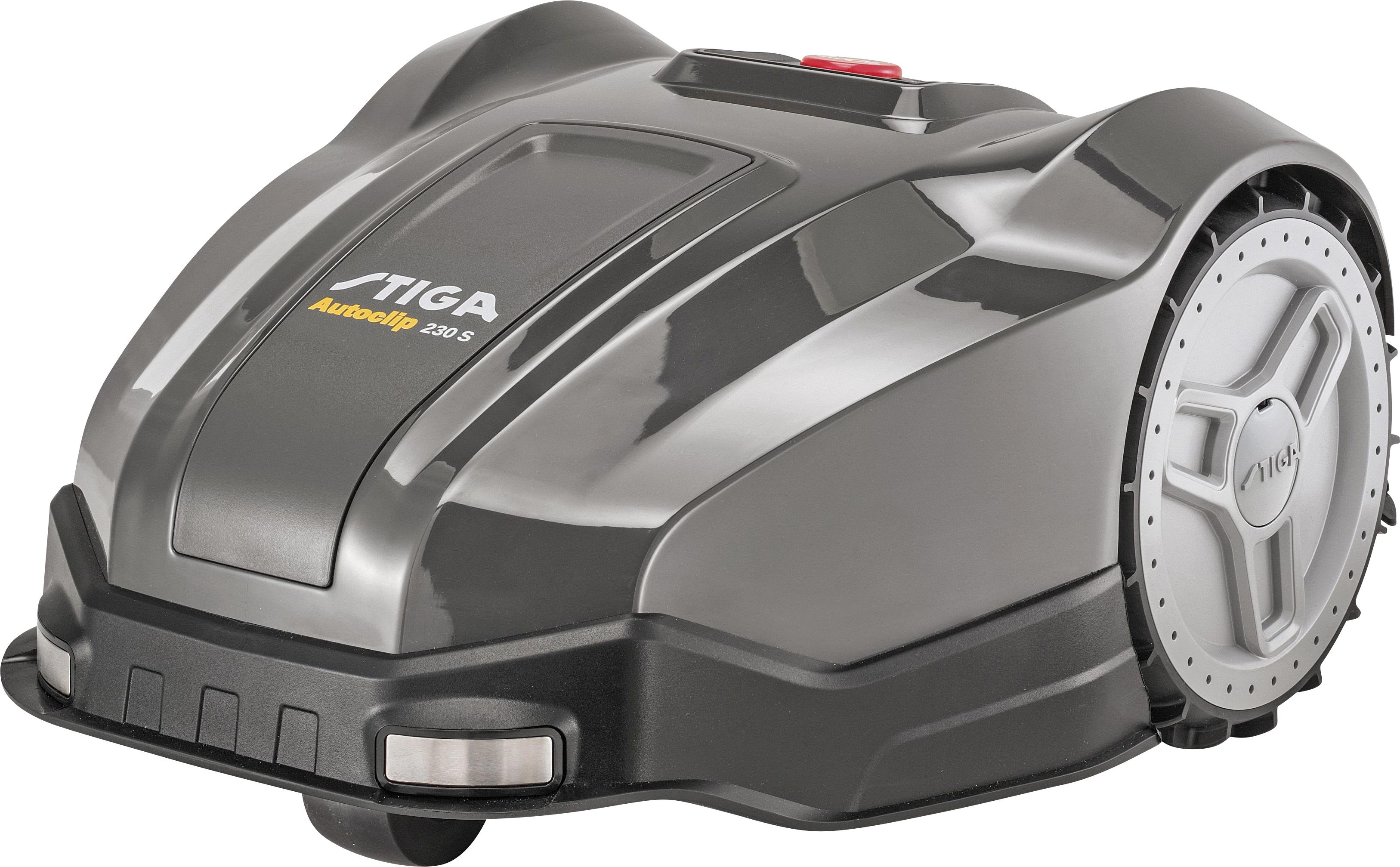 Robotgräsklippare Stiga Autoclip 230 S