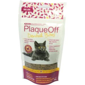 Kosttillskott Katt ProDen PlaqueOff Dental Bites 60 g