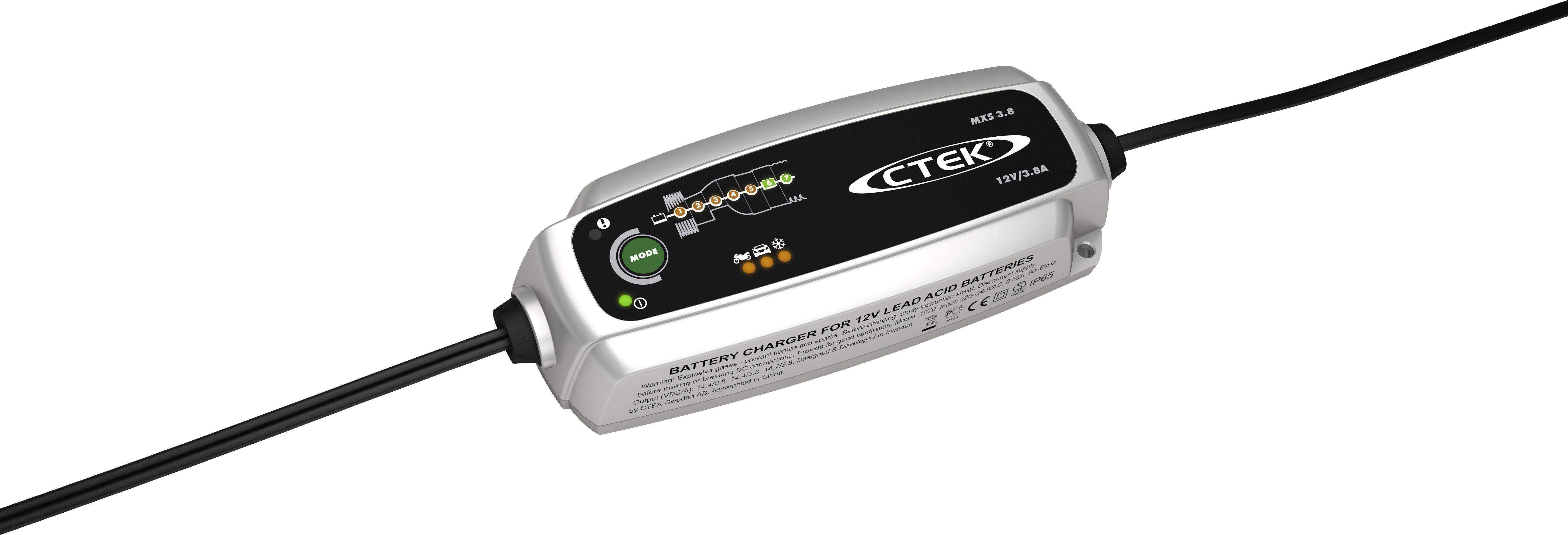Batteriladdare Ctek MXS 38