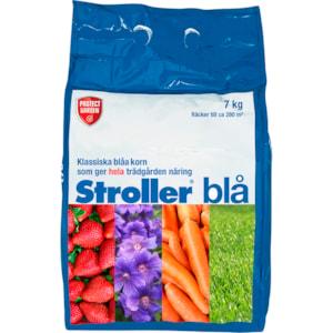 Trädgårdsgödsel Stroller Blå 7 kg