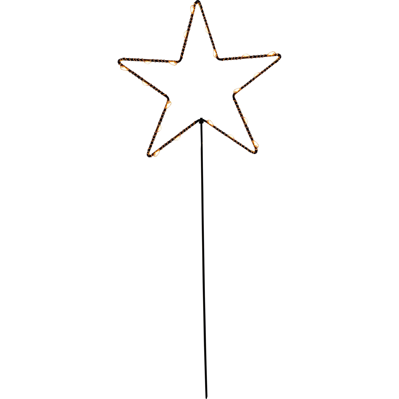Stjärna 30 LED med timer