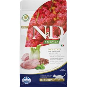 Kattmat Farmina N&D Lamm Quinoa Digestion 1,5 kg
