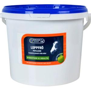 Fodertillskott Eclipse Biofarmab Loppfrö Äppelsmak, 5 kg