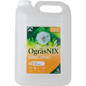 Ogräsmedel OgräsNIX Dubbel Effekt, 5 liter