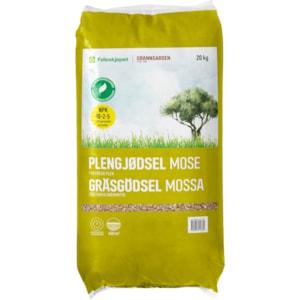 Gräsgödsel Granngården Mossa, 20 kg