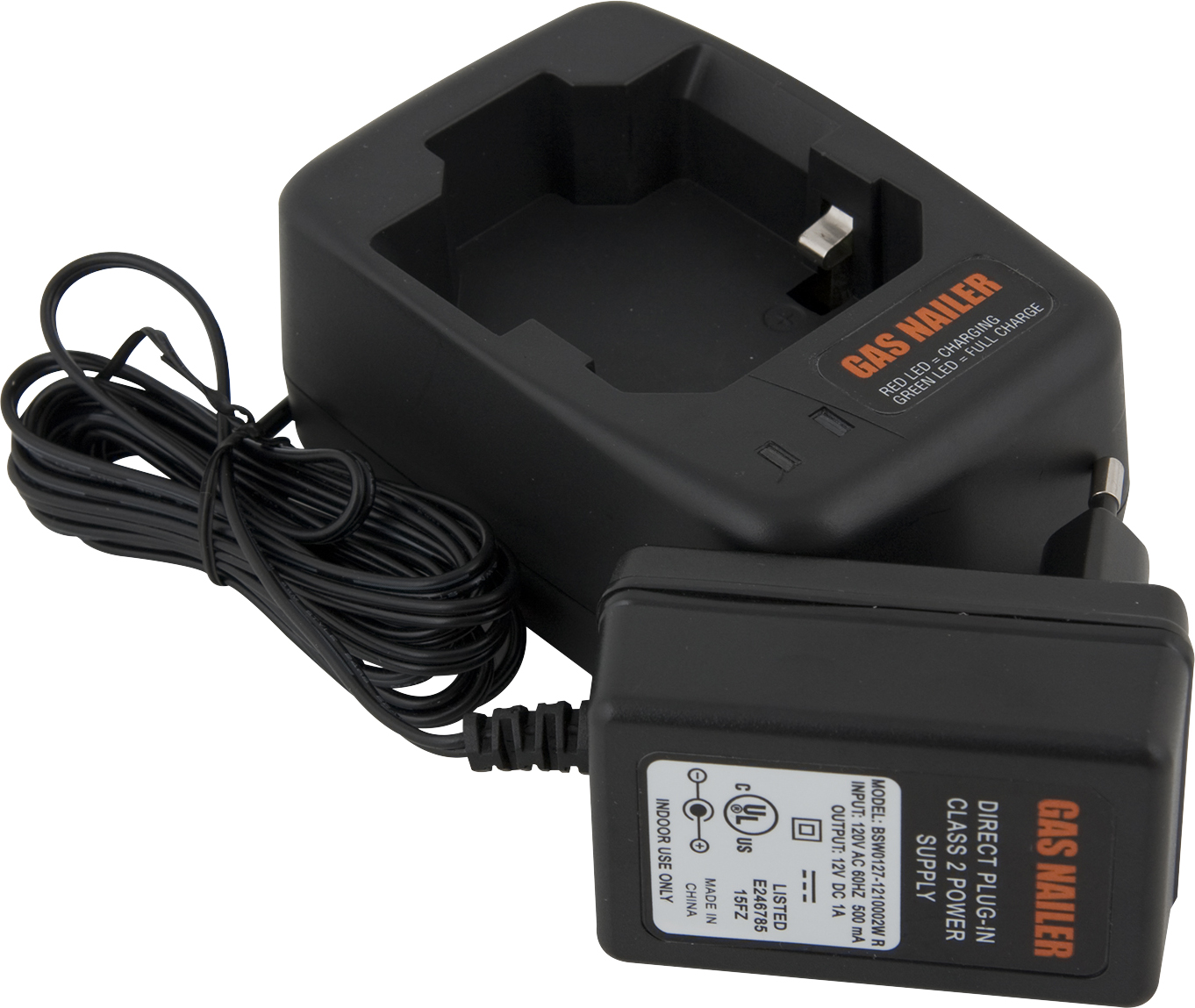 Batteriladdare Tjep till Klammerpistol