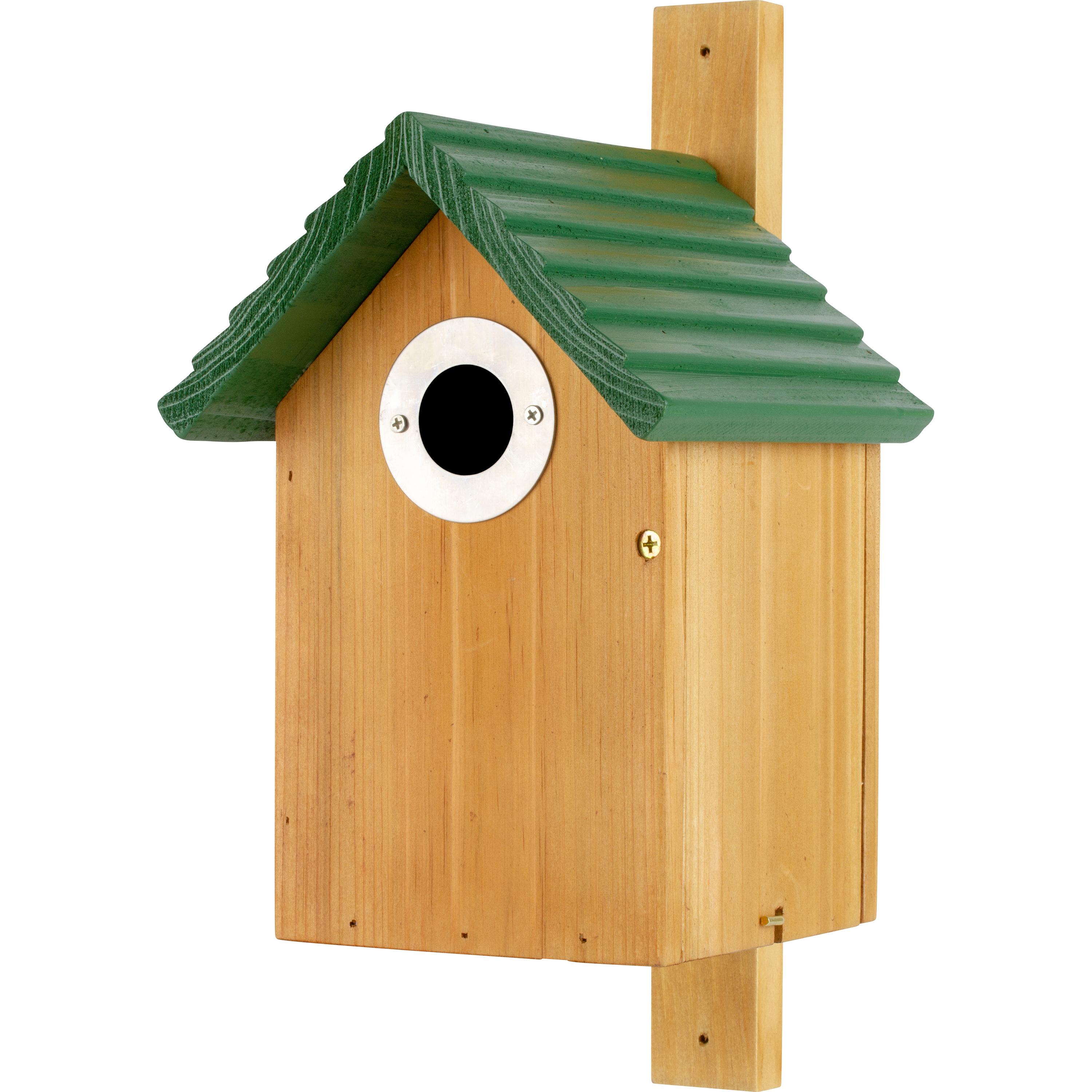 Fågelholk Granngården Grönt tak