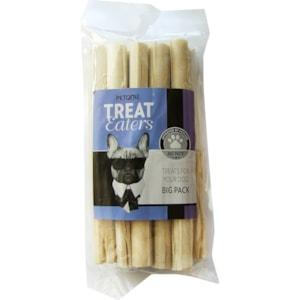 Tuggben Treateaters Pressed Stick Vit 10x2cm 20-pack
