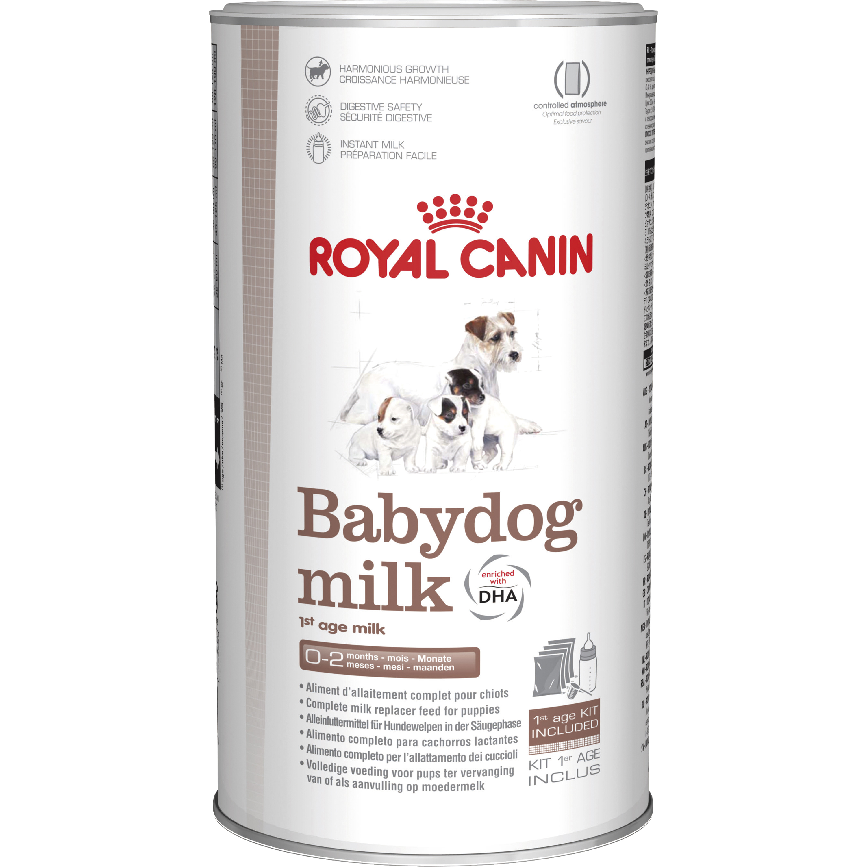 Hundfoder Royal Canin Babydog Milk, 400 g