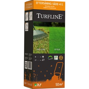 Gräsfrö Turfline Eftersådd 4-i-1, 1 kg