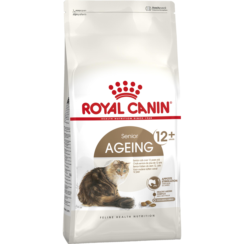 Kattmat Royal Canin Ageing + 12, 4 kg