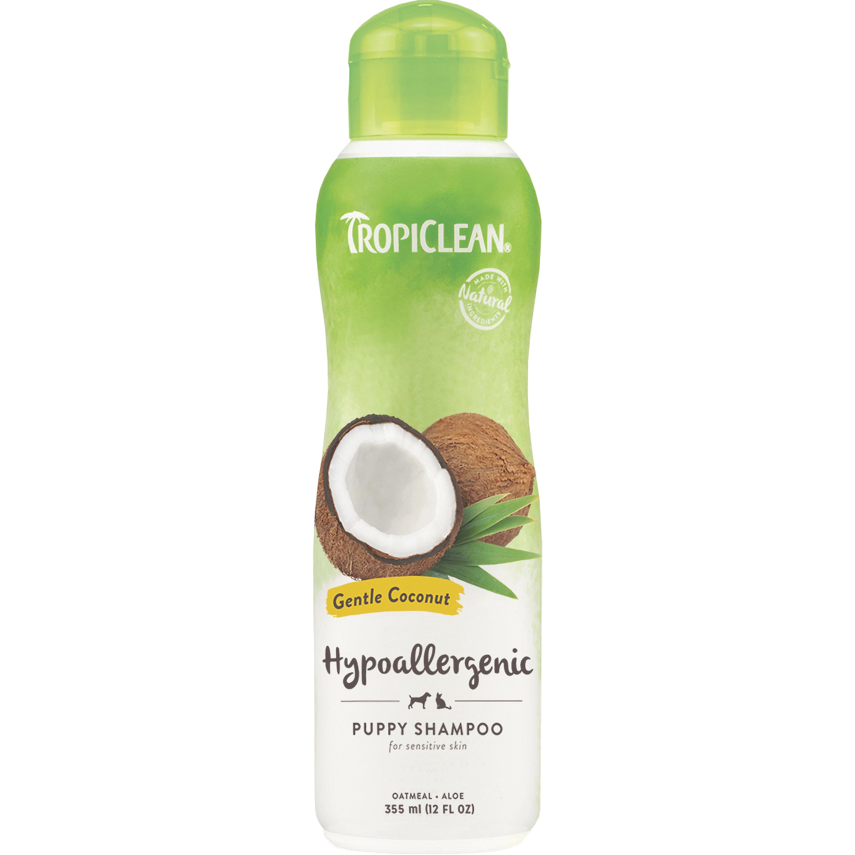 Schampo TropiClean Kokos Skonsamt, 592 ml