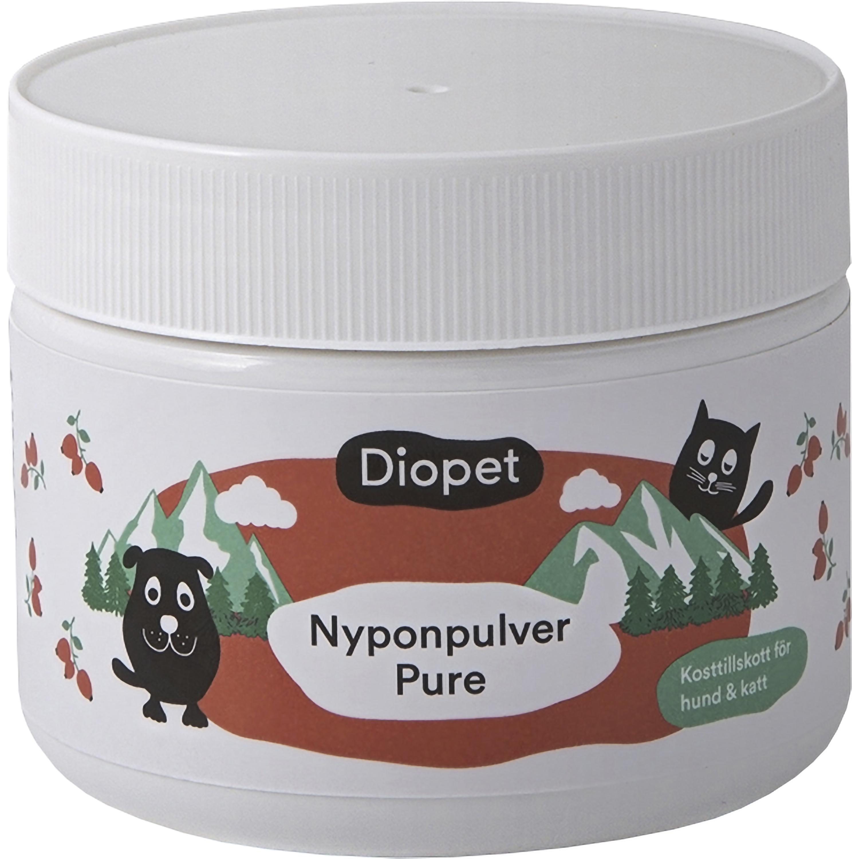 Kosttillskott Diopet Nyponpulver Pure, 150 g