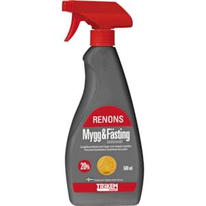Insektsmedel Trikem Renons Mygg & Fästing, 500 ml