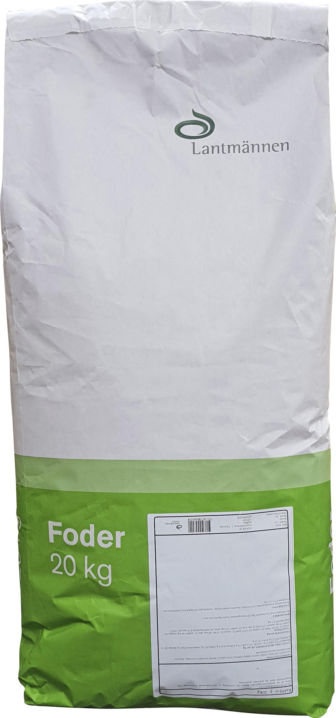 Kaninfoder Rabbfor Pellets, 20 kg