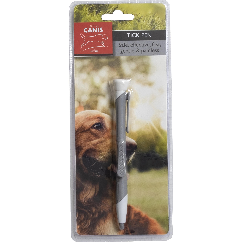 Fästingpenna Active Canis