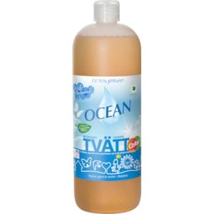 Tvättmedel Ocean Flytande Parfymerat, 1 l