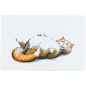 Matskålsunderlägg Trixie Fat Cat
