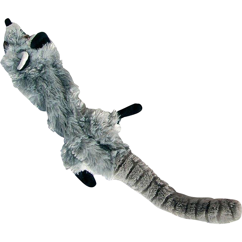Hundleksak Party Pets Skinnies Racoon, 55 cm