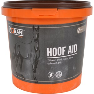 Hovvård Foran Equine Products Biotin Hoof Aid, 1 kg
