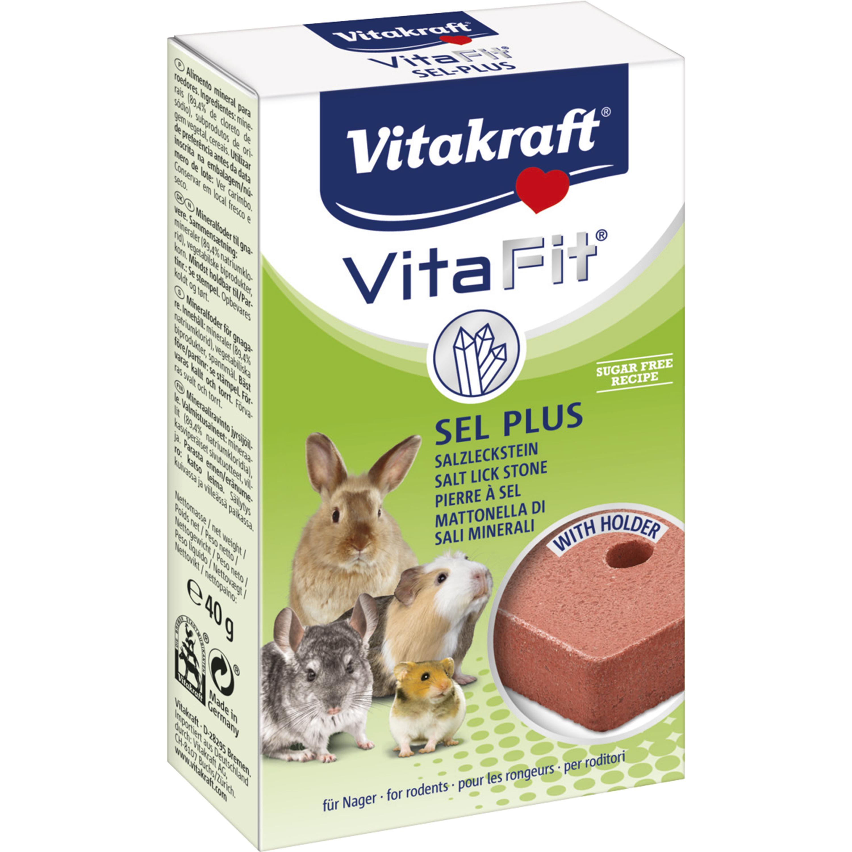 Gnagartillskott Vitakraft Vitafit Sel Plus