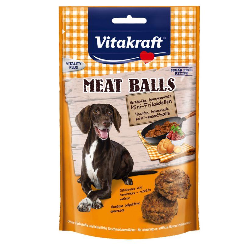 Hundgodis Vitakraft Meat Balls