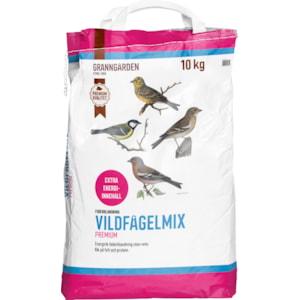 Fågelmat Granngården Vildfågelmix Premium, 10 kg