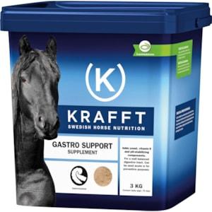 Fodertillskott Krafft Gastro Support, 3 kg