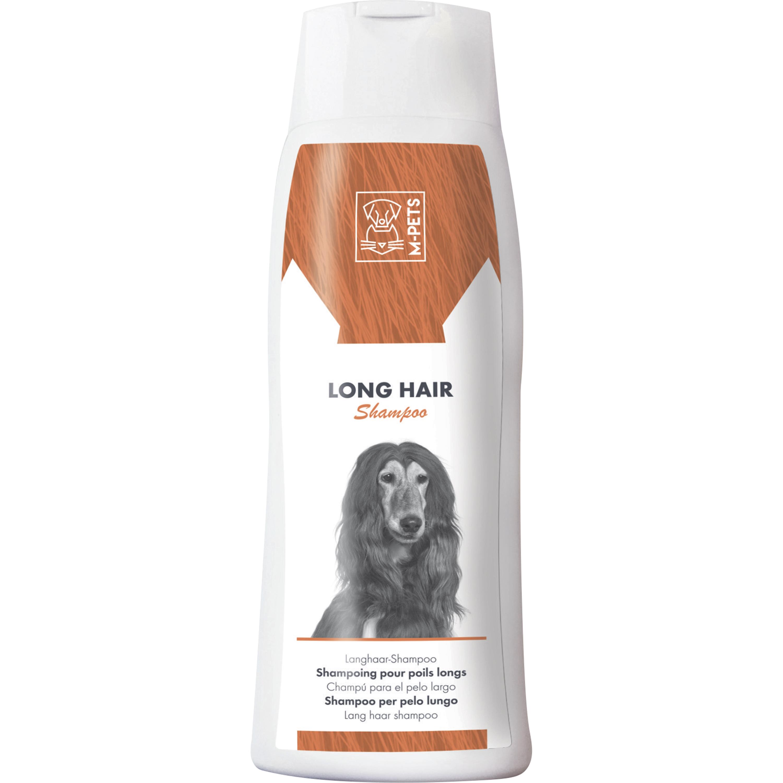Hundschampo M-Pets Lång päls, 250 ml