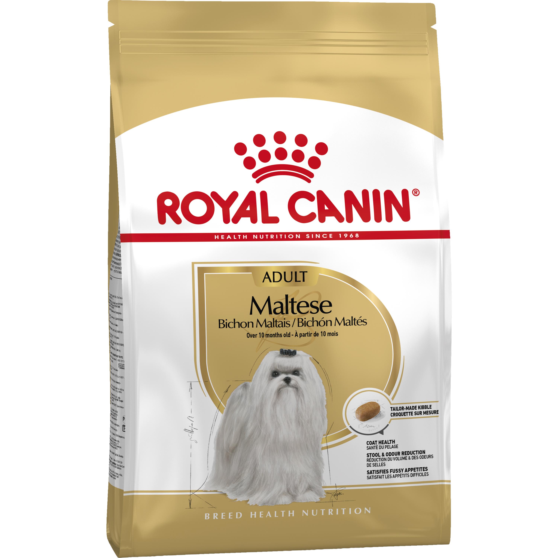 Hundfoder Royal Canin Maltese Adult, 1,5 kg