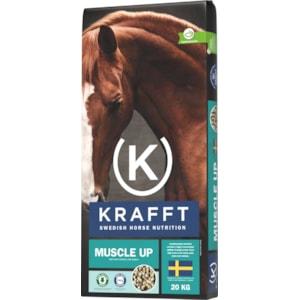 Hästfoder Krafft Muscle Up, 20 kg