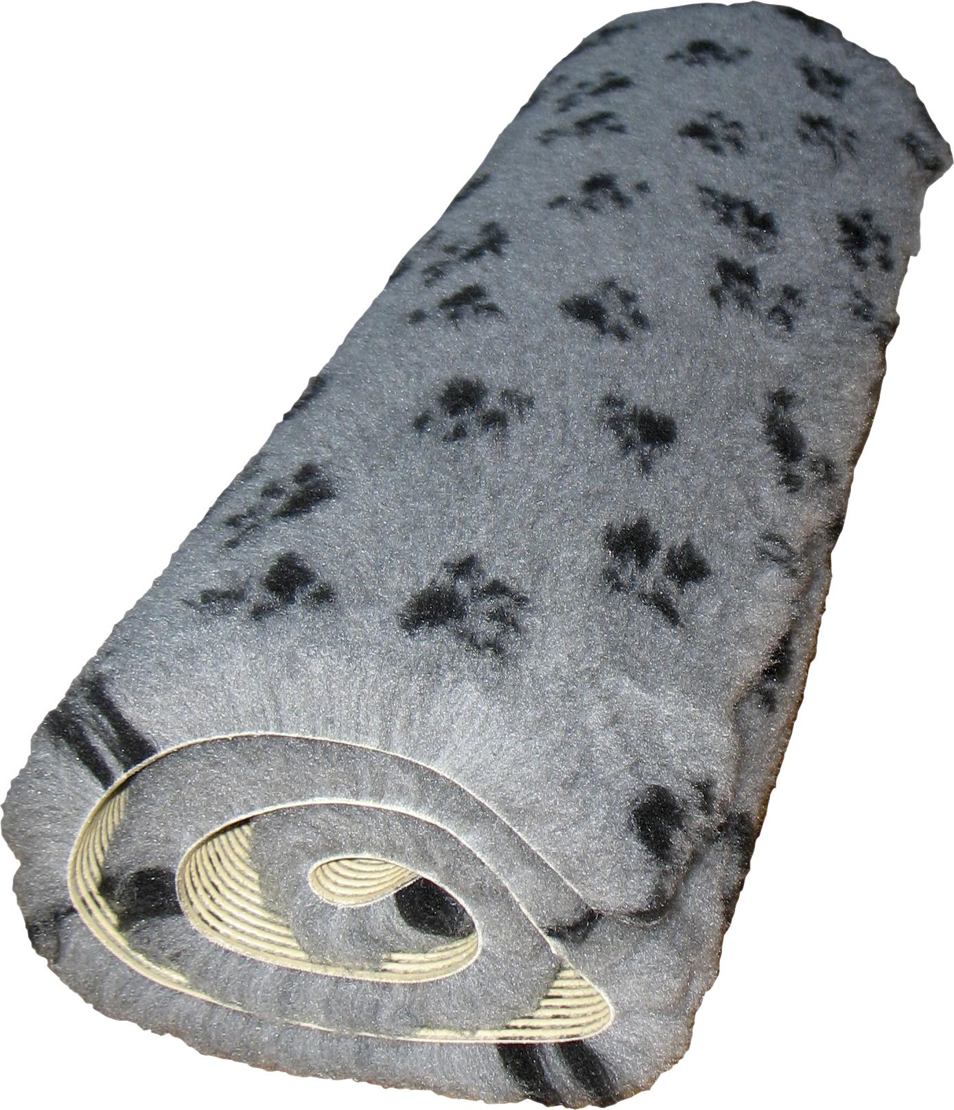 Hundfäll Lupus, Grå 75x75 cm