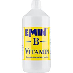 Fodertillskott Emin B-vitamin 1 l