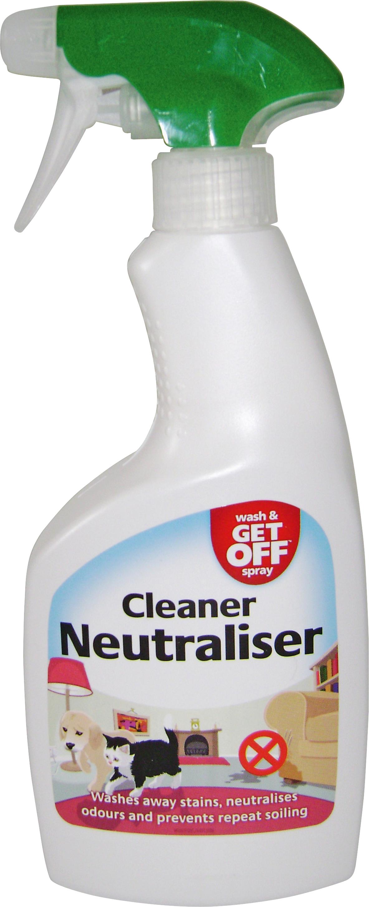Rengöringsmedel Wash and Get Off spray, 500 ml