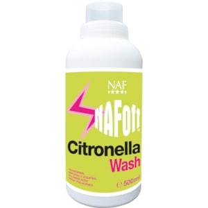 Sommartvätt NAF Citronella Wash, 500 ml