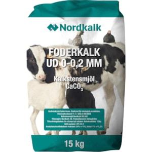 Foderkalk Nordkalk 0-0,2, 15 kg