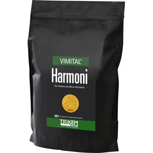 Fodertillskott Trikem Vimital Harmoni, 900 g
