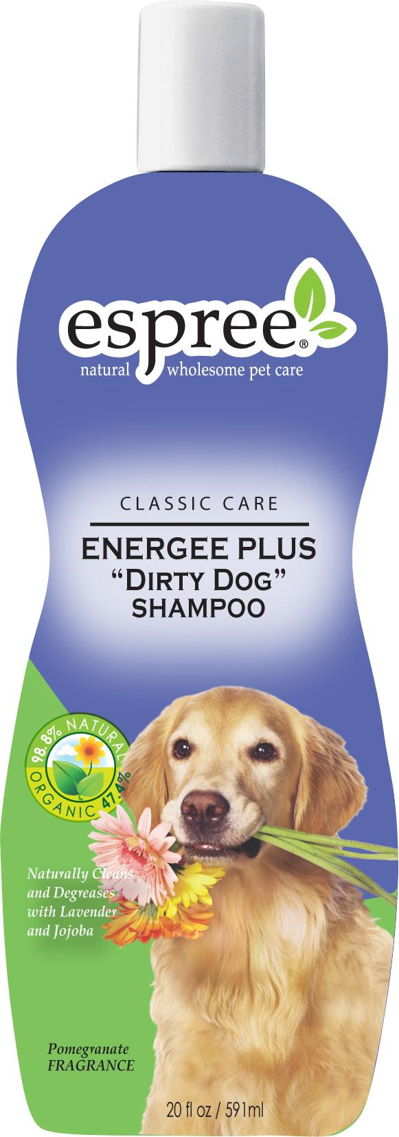 Hundschampo Espree Energee Plus, 355 ml