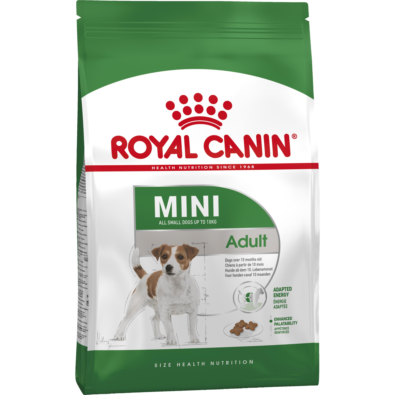 Hundfoder Royal Canin Dog Mini Adult, 8 kg