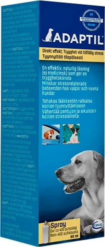 Lugnande spray Adaptil Hund, 60 ml